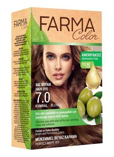Farmasi Farmacolor Saç Boyası 7.0 Kumral Renksiz